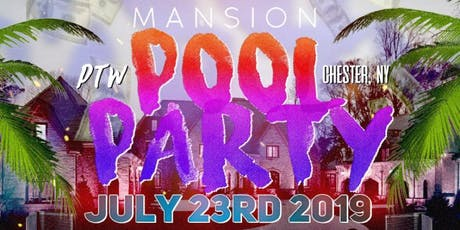 PTW POOL PARTY  tickets