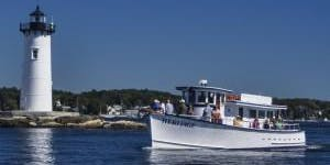 Portsmouth's Harbor Cruise - JULY 20th!  60th Birthday Celebration!