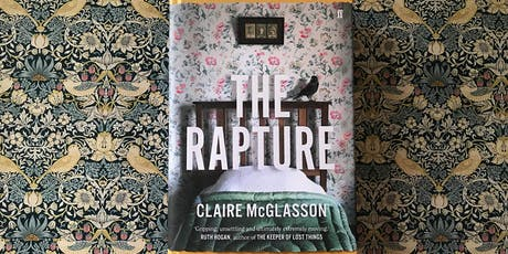 Author Event: The Rapture, by Claire McGlasson tickets