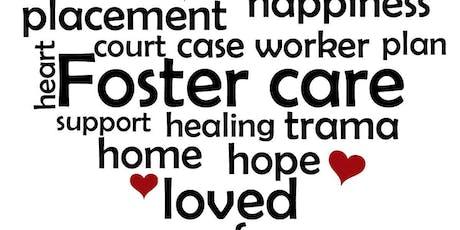 Intercept Foster Care Summer Training tickets