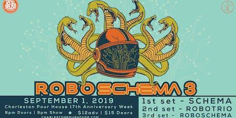 ROBOSCHEMA tickets