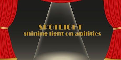 Spotlight - October 2019 tickets