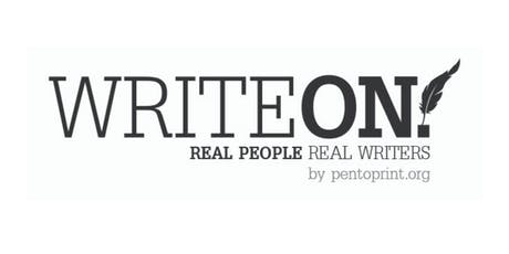 Pen to Print: Write On Magazine: Issue 2 - Workshop 2 tickets