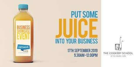 York Business Showcase Event tickets