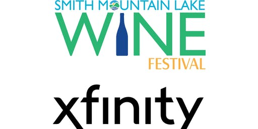 31st Annual Smith Mountain Lake Wine Festival September 28 & 29, 2019