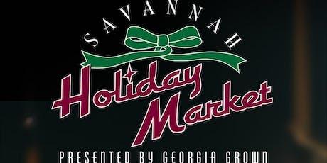 Savannah Holiday Market tickets