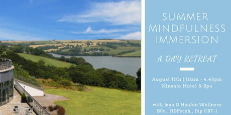 Summer Mindfulness Immersion tickets