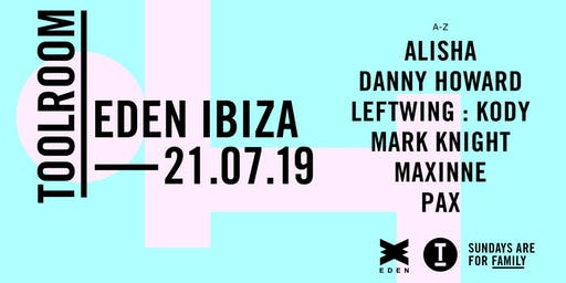 Toolroom Ibiza 2019: Week 8 w/ Mark Knight, Danny Howard, Alisha +++