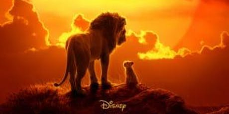 Foster Family Movie Day: The Lion King Movie tickets