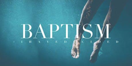 Baptism - Life Church Allentown - September 1st tickets