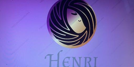 Henri$bells beauty bar launch party
