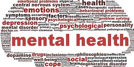 DST Mental Health Awareness Session