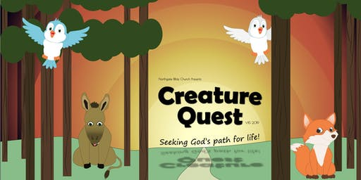 Creature Quest Vacation Bible School