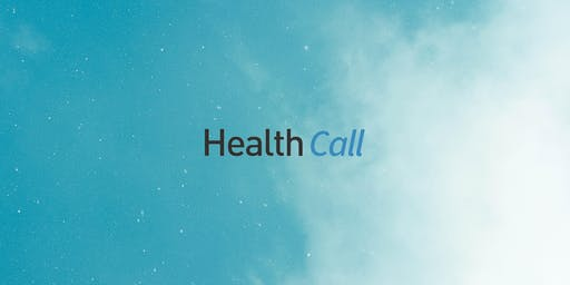 Digital Dietetic Network 2019 - Health Call Innovation Workshop
