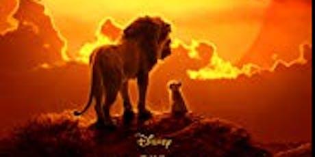 Lion King Premiere - Sponsored by Ebenezer Singles Ministry tickets