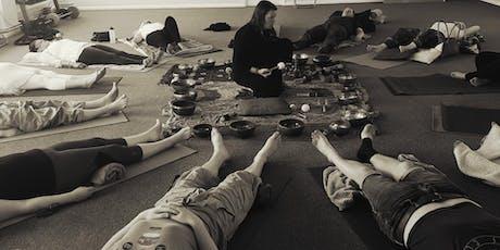 Sound Bath Meditation - Stevenage tickets