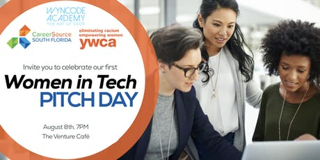 CareerSource + Wyncode's Women In Tech Pitch Day tickets