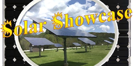 2nd Annual Solar Showcase tickets