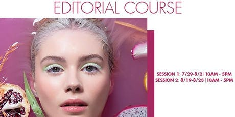 MAKE UP FOR EVER Academy Beauty & Fashion EDITORIAL Intensive tickets