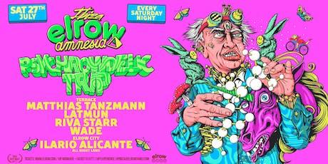 elrow Ibiza 27/7/19 entradas