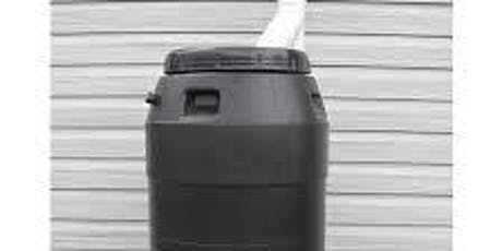 Conserving Water in Your Landscape: A Rain Barrel Event tickets