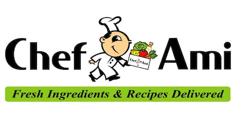 How To Be a Genius in the Kitchen with Chef Ami tickets