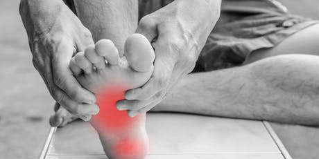 Do You Suffer from Neuropathy  tickets