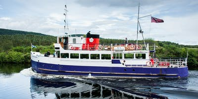 Loch Ness by Jacobite - Booze Cruise!