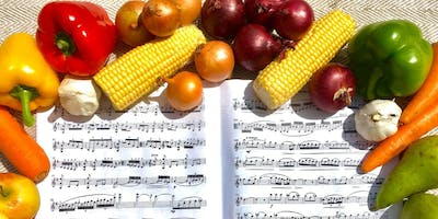 Harvest Charity Concert at Arley Hall
