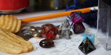 Dungeons and Dragons Day at the Merril Collection tickets