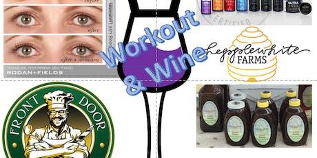 Workout & Wine (Ladies Night) tickets