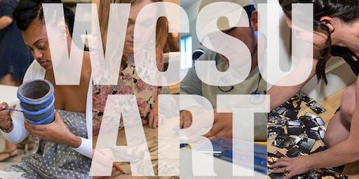 Art Gallery Reception: American Subtitles