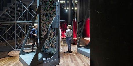 OMD: Rondleiding Parktheater 12.00 u tickets