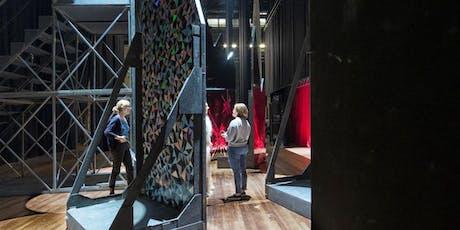 OMD: Rondleiding Parktheater 13.00 u tickets