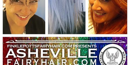 AshevilleFairyHair.com at Nest Boutique