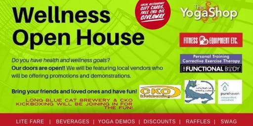 Health & Wellness Open House in Salem, NH