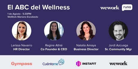 El ABC del Wellness en tu Empresa tickets