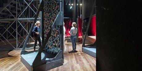 OMD: Rondleiding Parktheater 15.00 u tickets