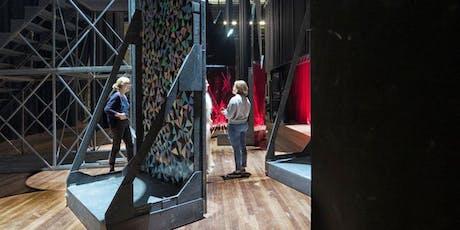OMD: Rondleiding Parktheater 16.00 u tickets