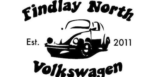 Findlay North Volkswagen, Tie Dye & Root Beer Float Event!