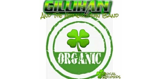 """GHB """"Organic"""" CD Release Party"""