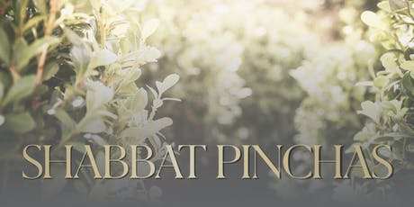 Shabbat Connections with Meals (Pinchas) tickets