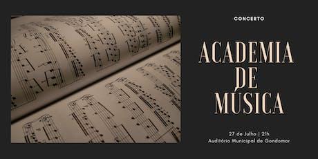 Concerto Academia de Música tickets