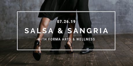 Salsa + Sangria with Forma tickets