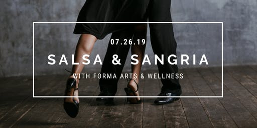 Salsa + Sangria with Forma