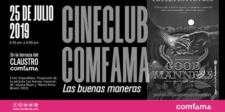 Cineclub Comfama tickets