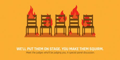 Judging the Judges: An Adworkers Panel Discussion tickets