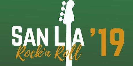 San Lia Rock'n Roll 2019 biglietti