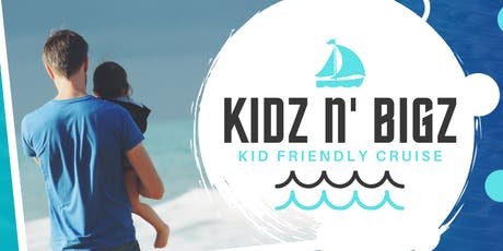 Kidz N' Bigz - Family Cruise Day on Pioneer Cruises tickets