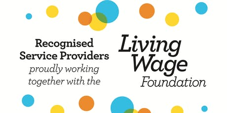Recognised Service Providers: Changing the Face of Low Pay in the UK tickets